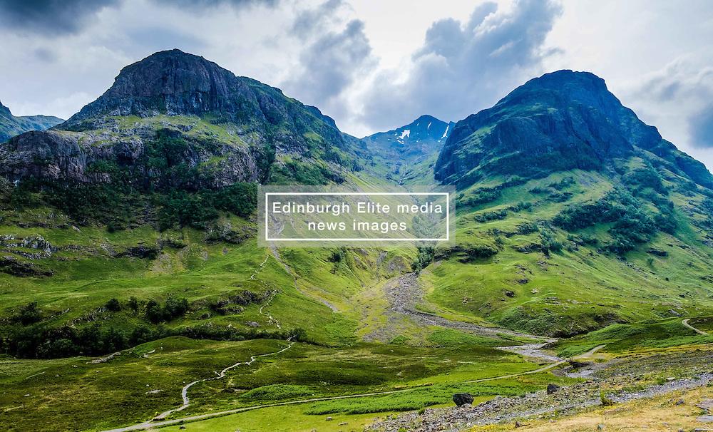 The three sisters in Glencoe, Scotland<br /> <br /> (c) Andrew Wilson | Edinburgh Elite media