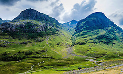 The three sisters in Glencoe, Scotland<br /> <br /> (c) Andrew Wilson | Edinburgh Elite media