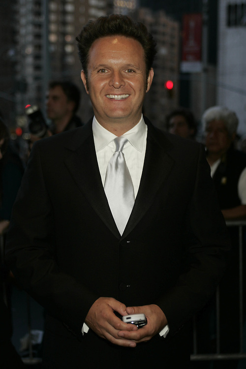 Mark Burnett arrives at the Time Magazine's Time 100 party at the Time Warner Center in New York City. Tuesday 19 April 2005.