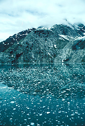 AK: Glacier Bay National Park, Alaska, Margerie Glacier    .Photo Copyright: Lee Foster, lee@fostertravel.com, www.fostertravel.com, (510) 549-2202.Image: akglac227