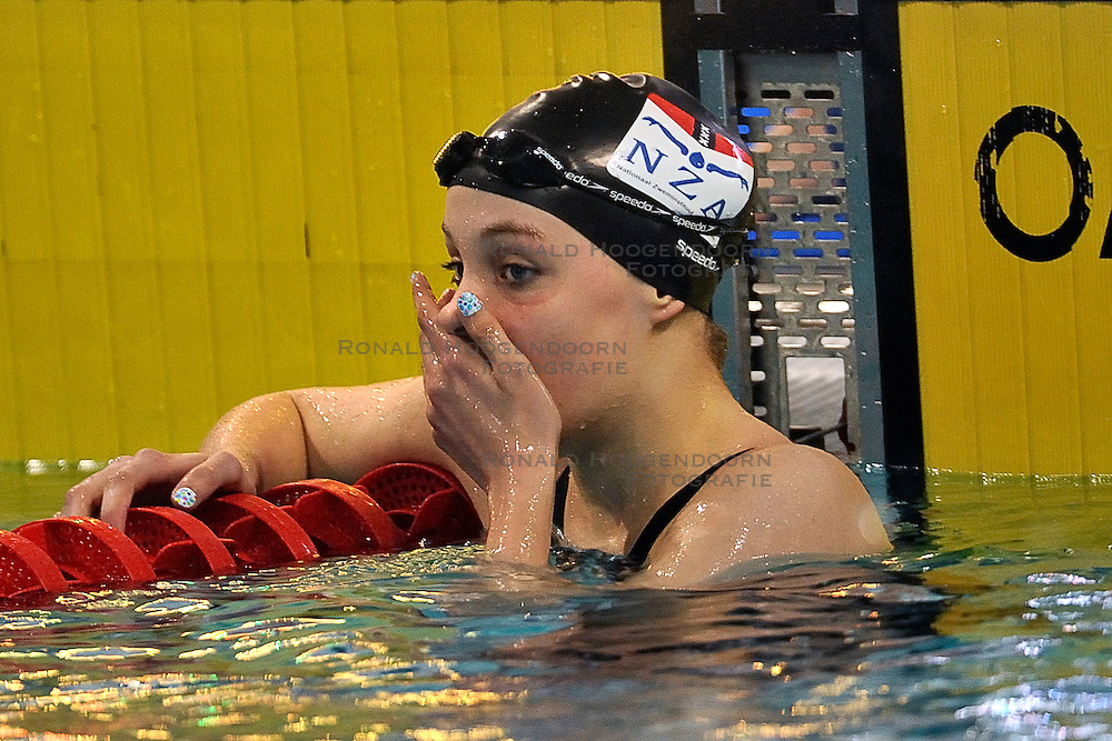 07-04-2011 ZWEMMEN: SWIMCUP: EINDHOVEN<br /> Esmee Vermeulen<br /> &copy;2011 Ronald Hoogendoorn Photography
