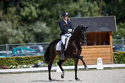 Wandres Frederic, GER, Flor 2<br /> Longines FEI/WBFSH World Breeding Dressage Championships for Young Horses - Ermelo 2017<br /> © Hippo Foto - Dirk Caremans<br /> 04/08/2017