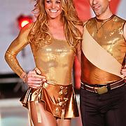 NLD/Utrecht/20110126 - Perspresentatie Sterren Dansen op het IJs 2011, Inge de Bruijn en Matteo Zanni