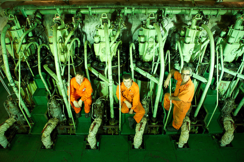 """industrial images from Arcese """"41"""" book printed in 2008"""