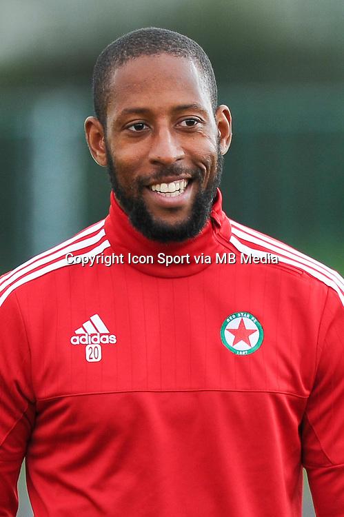 Ludovic Fardin - 08.10.2015 - Creteil / Red Star - match amical<br /> Photo : Andre Ferreira / Icon Sport