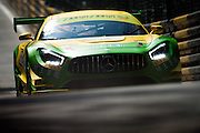 October 16-20, 2016: Macau Grand Prix. 22 KUO Kuo Hsin, D2 Racing Team, Mercedes-AMG GT3
