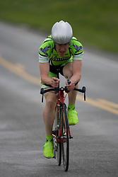 Sean O'Rourke (KEN) during stage 1 of the Tour of Virginia.  The Tour of Virginia began with a 4.7 mile individual time trial near Natural Bridge, VA on April 24, 2007. Formerly known as the Tour of Shenandoah, the ToV has gained National Race Calendar (NRC) status for the first time in its five year history.