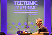Tectonic 2016 Summit by Core OS at the Conrad Hotel on December 12, 2016 in New York City. (Photo by Ben Hider)