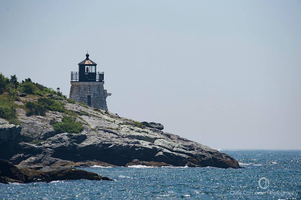 Light house, Newport, Rhode Island. USA