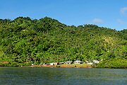 Matangi Private Island Resort visit to Tongo village on Qamea Island, Fiji.