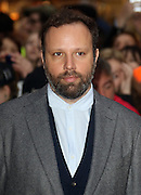 October 13, 2015 - Yorgos Lanthimos attending 'The Lobster' screening at BFI London Film Festival at Vue Cinema, Leicester Square in London, UK.<br /> ©Exclusivepix Media