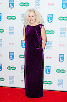 Debbie Bright,Guide Dog of the Year Awards and Charity Ball, London Hilton, Park Lane, London UK, 11 December 2013, Photo by Raimondas Kazenas