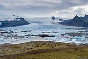 Taken in Southeast Iceland Fjallsarlon