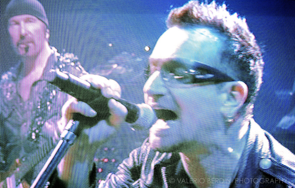 Glastonbury Festival on the BBC.U2 - Bono, The Edge
