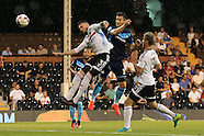 Football - EFL Cup - 2nd Round - Fulham v Middlesbrough