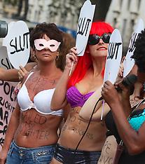 Justice for rape victims demo  19-9-12