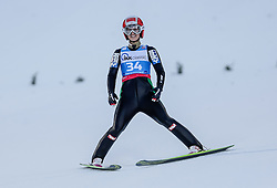 30.01.2016, Normal Hill Indiviual, Oberstdorf, GER, FIS Weltcup Ski Sprung Ladis, Bewerb, im Bild Eva Pinkelnig (AUT) // Eva Pinkelnig of Austria during her Competition Jump of FIS Ski Jumping World Cup Ladis at the Normal Hill Indiviual, Oberstdorf, Germany on 2016/01/30. EXPA Pictures © 2016, PhotoCredit: EXPA/ Peter Rinderer