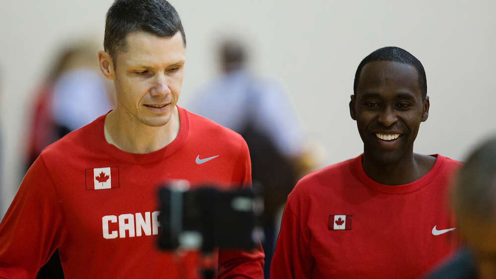 Para-athletics runner Jason Dunkerley, left, has been one Canada's most decorated Paralympians, winning five Paralympic medals. Along with his guide Josh Karanja, the Ottawa native gold in the men's 5,000 metres at the Parapan Am Games.