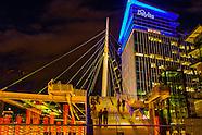 USA-Colorado-Denver-Denver Millennium Bridge