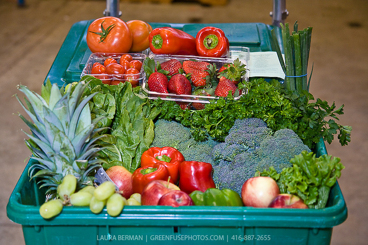 FoodShare's Good Food Box