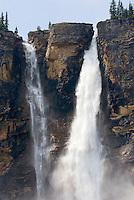 Twin Falls, Yoho National Park British Columbia Canada