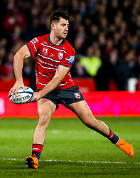 Mark Atkinson of Gloucester Rugby - Mandatory by-line: Robbie Stephenson/JMP - 16/11/2018 - RUGBY - Kingsholm - Gloucester, England - Gloucester Rugby v Leicester Tigers - Gallagher Premiership Rugby