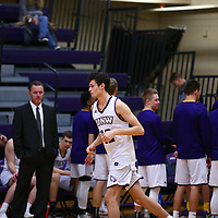 Men's Basketball: University of Northwestern-St. Paul Eagles vs. Northland College Jacks