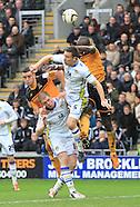 Hull City v Leeds United 291212