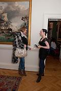 LAYLA ANDREWS; EMMA GRACE, Mat Collishaw, Tracey Emin & Paula Rego: At the Foundling. Foundling Museum. Brunswick Square. London. 12 February 2010.