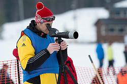 Coach, GER, Short Distance Biathlon, 2015 IPC Nordic and Biathlon World Cup Finals, Surnadal, Norway