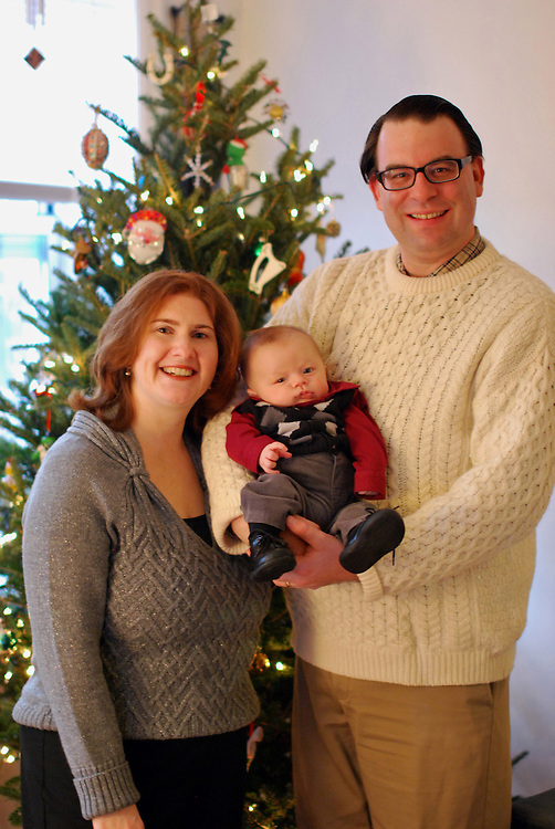 Rob and Kelley Gorden holiday card options