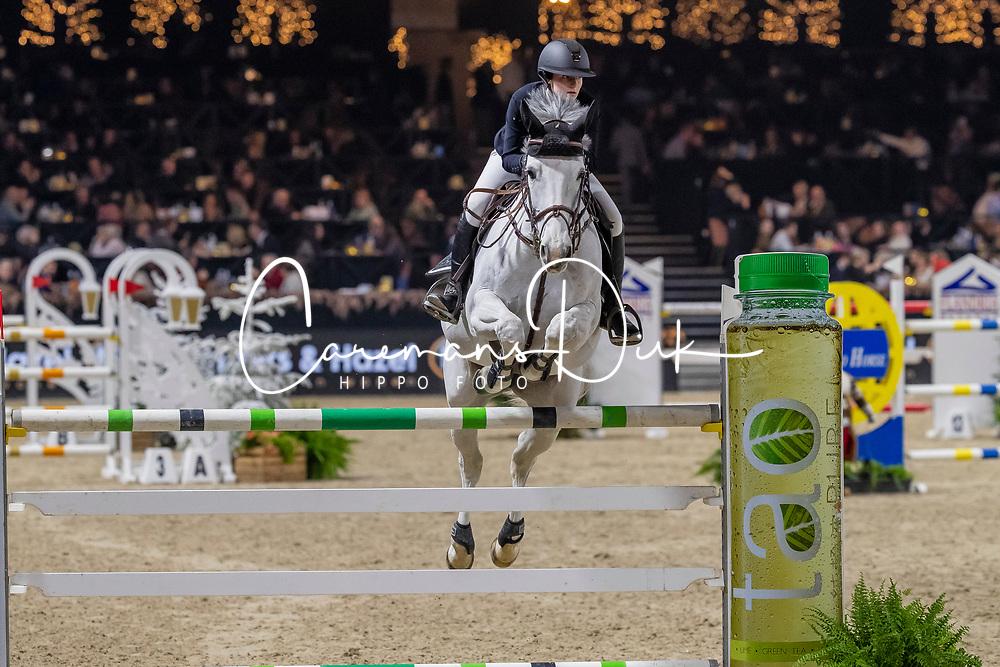 Joassin Louise, BEL, Hermanie<br /> Jumping Mechelen 2019<br /> © FEI/Dirk Caremans<br />  30/12/2019