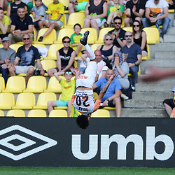 06,05,2018 Ligue 1 match between Nantes and Montpellier Herault SC