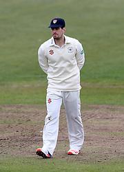 Benny Howell of Gloucestershire - Mandatory by-line: Robbie Stephenson/JMP - 01/04/2016 - CRICKET - Bristol County Ground - Bristol, United Kingdom - Gloucestershire v Durham MCC University - MCC University Match