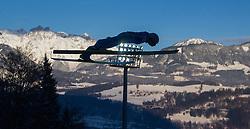 06.01.2015, Paul Ausserleitner Schanze, Bischofshofen, AUT, FIS Ski Sprung Weltcup, 63. Vierschanzentournee, Probedurchgang, im Bild Stefan Kraft (AUT) // Stefan Kraft of Austria during Trial Jump of 63rd Four Hills Tournament of FIS Ski Jumping World Cup at the Paul Ausserleitner Schanze, Bischofshofen, Austria on 2015/01/06. EXPA Pictures © 2015, PhotoCredit: EXPA/ JFK