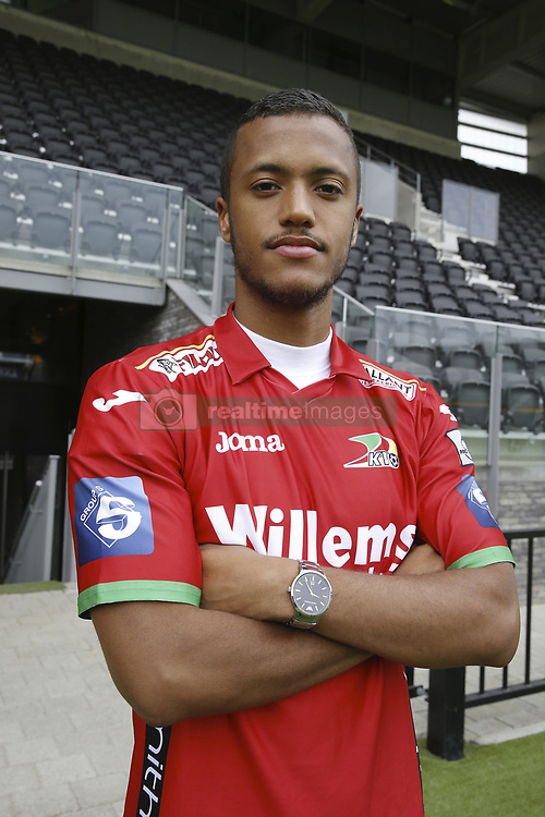 June 22, 2017 - Oostende, BELGIUM - Oostende's Richairo Zivkovic poses for the photographer at a press conference of Belgian soccer team KV Oostende to present a new player, Thursday 22 June 2017. Dutch striker Zivkovic is coming over from Ajax...BELGA PHOTO NICOLAS MAETERLINCK (Credit Image: © Nicolas Maeterlinck/Belga via ZUMA Press)
