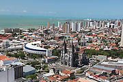 Fortaleza_CE, Brasil.<br /> <br /> Catedral Metropolitana de Fortaleza, Ceara. Ao lado Mercado Central de Fortaleza.<br /> <br /> The Metropolitan Cathedral of Fortaleza, Ceara. Next to Central Market of Fortaleza.<br /> <br /> Foto: JOAO MARCOS ROSA / NITRO