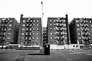 South Bronx houses. New York, 17 june 2010. Christian Mantuano / OneShot