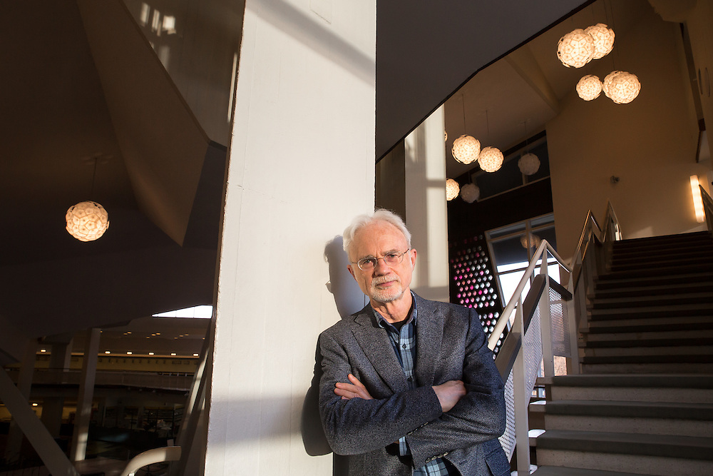 Germany - Deutschland; Berliner Philharmoniker; JOHN ADAMS, Composer; Komponist (born 15/02/1947 in Worcester/Massachusetts ), Composer in Residence 2016/2017 at Berliner Philharmoniker Orchestra; Berlin, 26.01.2017; © Christian Jungeblodt