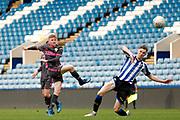 Leeds United Jack Jenkins (8)  during the U23 Professional Development League match between U23 Sheffield Wednesday and U23 Leeds United at Hillsborough, Sheffield, England on 3 February 2020.
