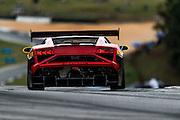 October 1-3, 2014 : Lamborghini Super Trofeo at Road Atlanta. #69 Tom O'Gara, O'Gara Motorsport, Lamborghini of Beverly Hills