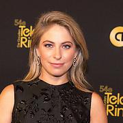 NLD/Amsterdam/20191009 - Uitreiking Gouden Televizier Ring Gala 2019, Sarah Chronis