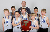 Eastern Hills basketball Association 2014 Winter Grand Final and MVP winners