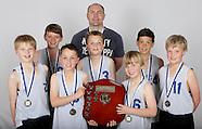 Eastern Hills basketball Association 2014 Winter Grand Final and MVP winners