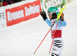 27.01.2015, Planai, Schladming, AUT, FIS Skiweltcup Alpin, Schladming, 2. Lauf, im Bild Felix Neureuther (GER) // Felix Neureuther (GER) during the second run of the men's slalom of Schladming FIS Ski Alpine World Cup at the Planai Course in Schladming, Austria on 2015/01/27, EXPA Pictures © 2015, PhotoCredit: EXPA/ Erwin Scheriau