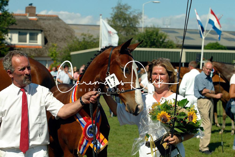 17-Winston<br />KWPN Paardendagen Ermelo 2003<br />Photo &copy; Dirk Caremans