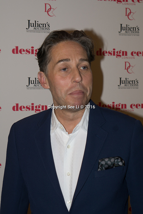 London,England,UK : 25th May 2016 : Mark Gillette attend the Marilyn Monroe: Legacy of a Legend launch at the Design Centre, Chelsea Harbour, London. Photo by See Li