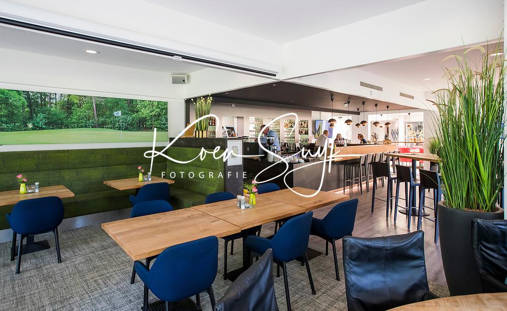 OOSTERHOUT - Interieur clubhuis. Oosterhoutse Golf Club. COPYRIGHT KOEN SUYK