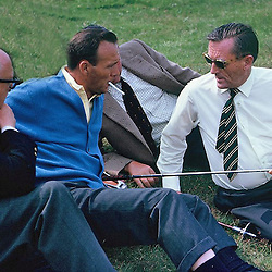 ARNOLD PALMER: THE KING & THE BRITISH OPEN