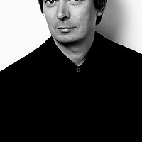 Ian Rankin, Scottish crime writer.